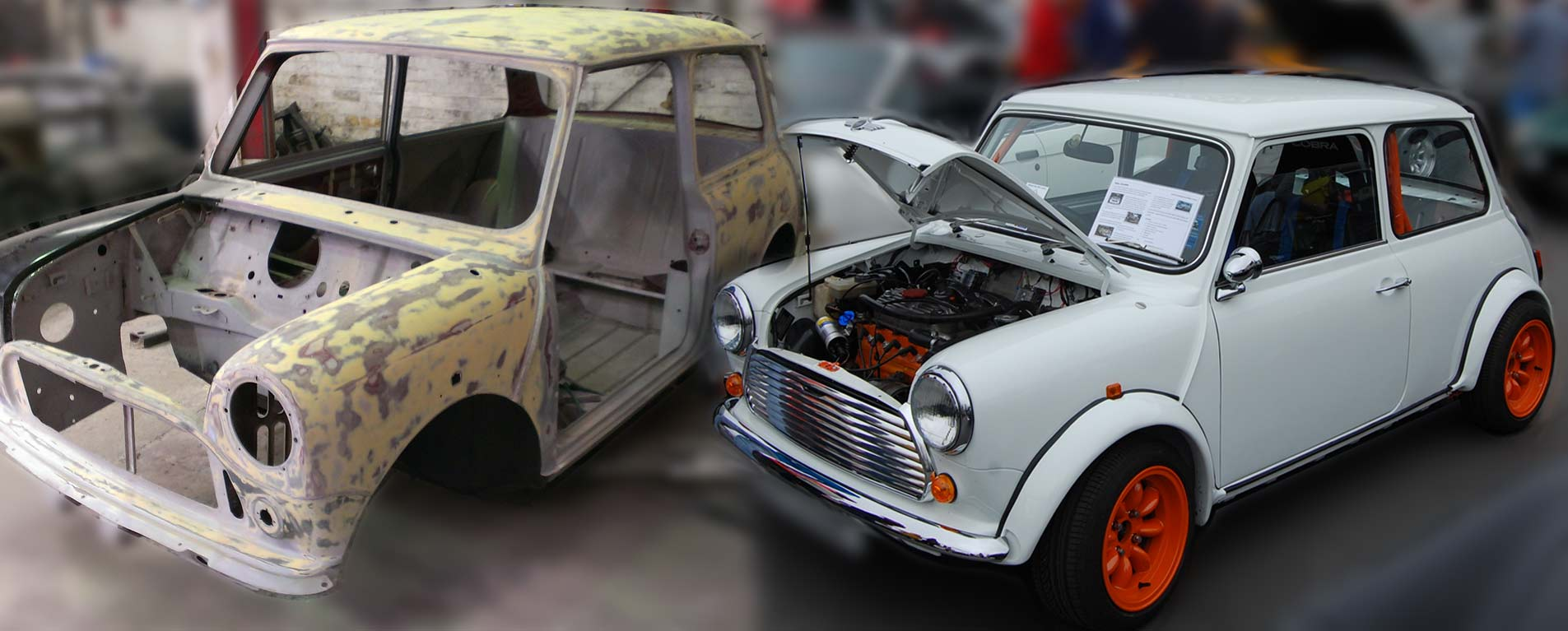Mini car specialists