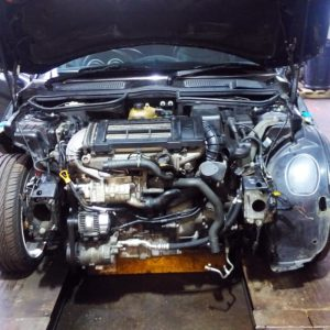full car engine servicing